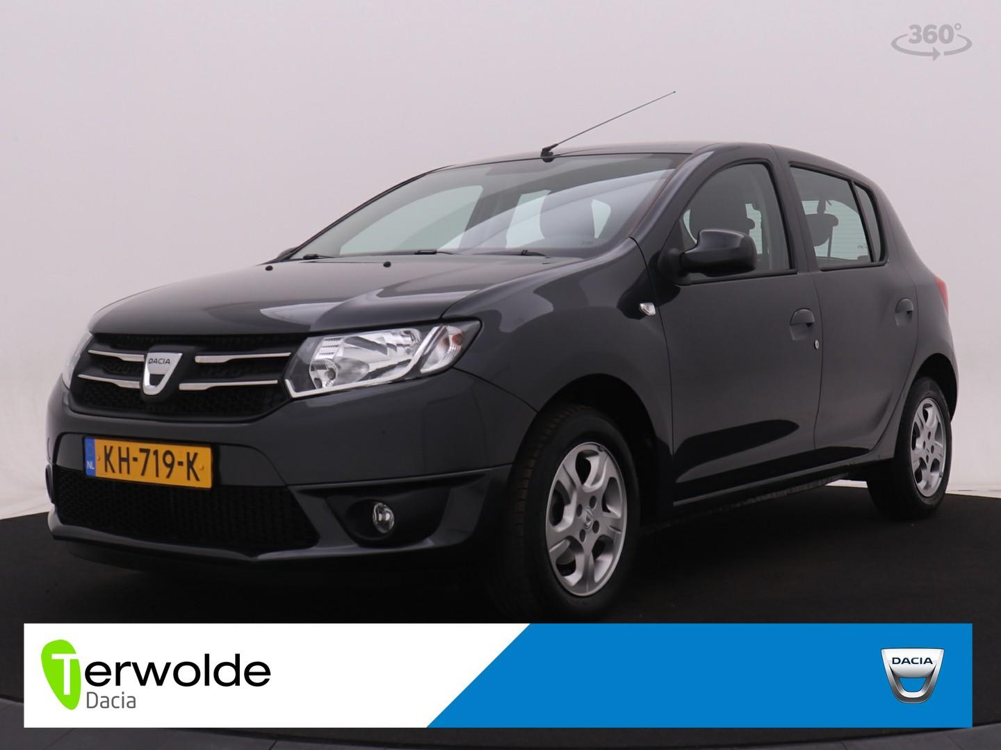 Dacia Sandero 0.9 tce easy-r lauréate automaat automaat