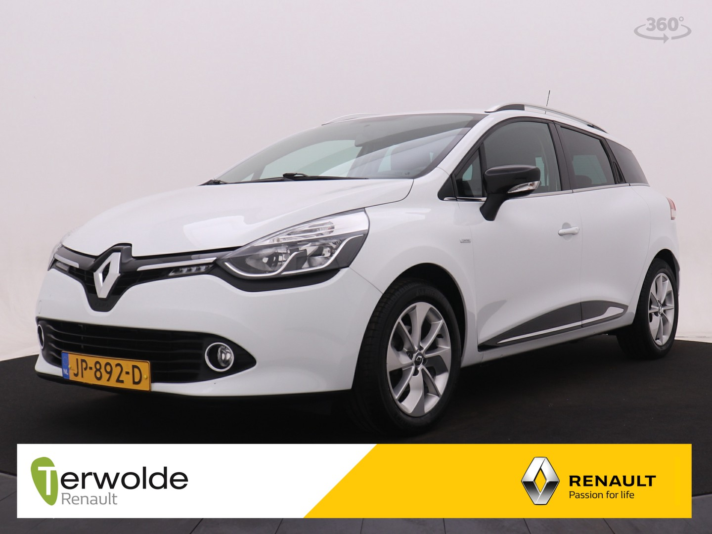 Renault Clio Estate 0.9 tce limited airco