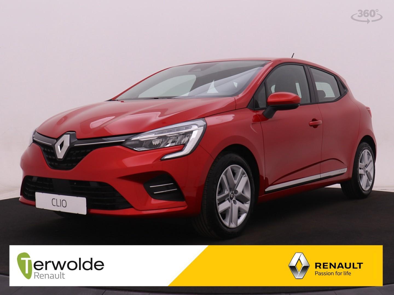 Renault Clio Tce 100 bi-fuel zen lpg !!! 5 jaar garantie !!! € 2.220,- korting