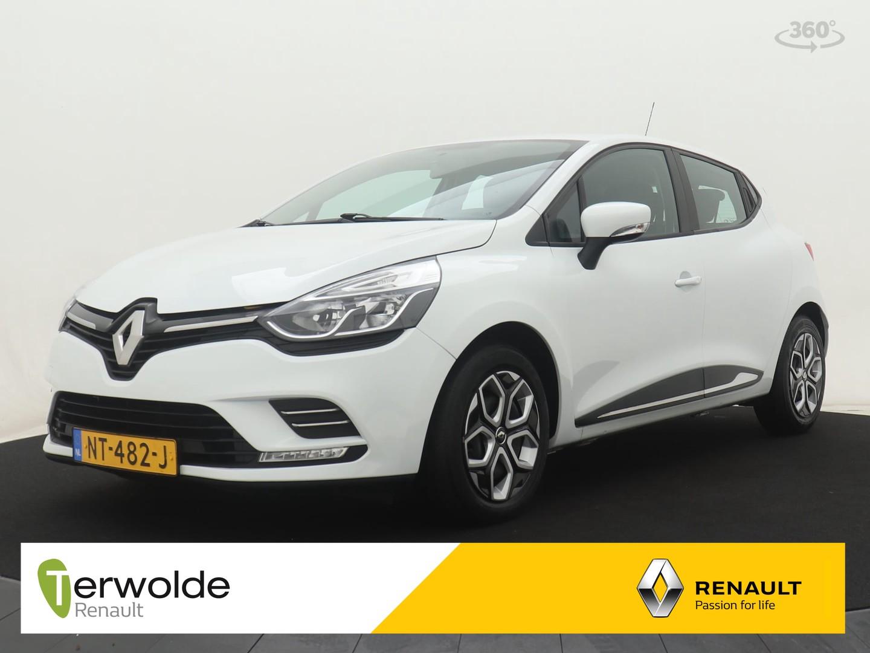 Renault Clio 0.9 tce zen navigatie