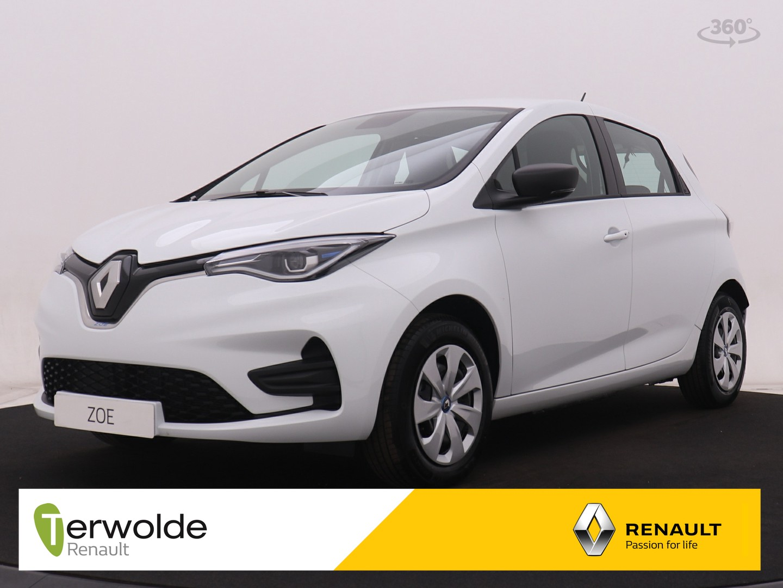 Renault Zoe R110 life 50 (ex accu) € 2500,- korting