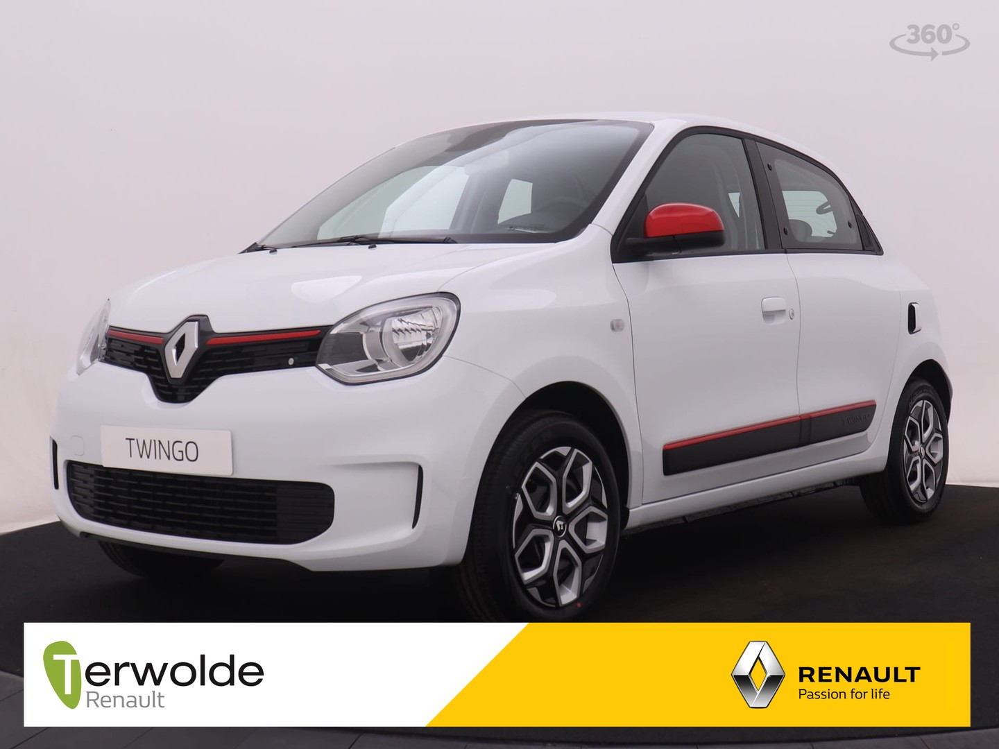 Renault Twingo Sce 75 collection € 1.086,- korting !!!