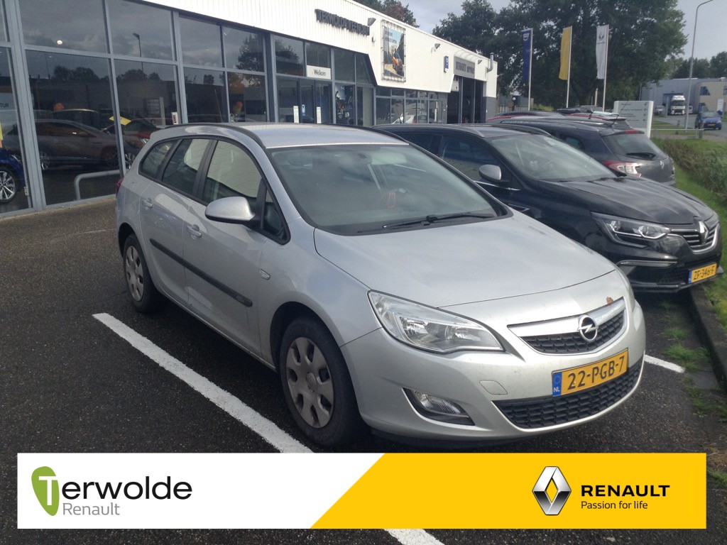 Opel Astra Sports tourer 1.4 selection
