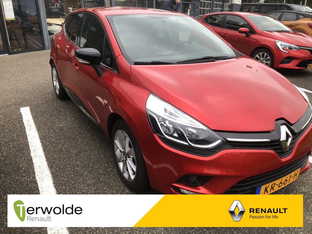 Renault Clio 0.9 tce limited airco