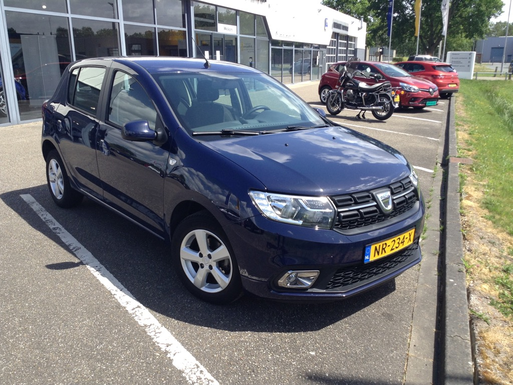 Dacia Sandero 0.9 tce bi-fuel laureate