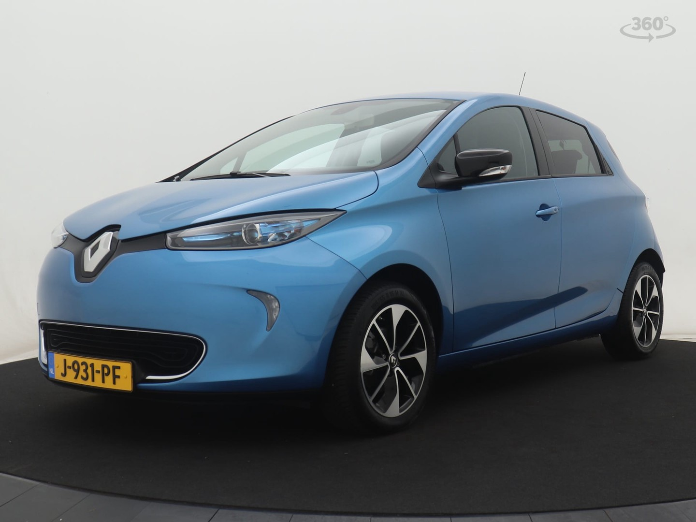 Renault Zoe R90 bose 41 kwh incl accu