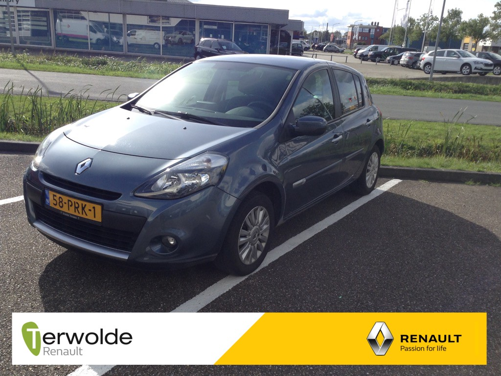 Renault Clio 1.2 tce collection airco