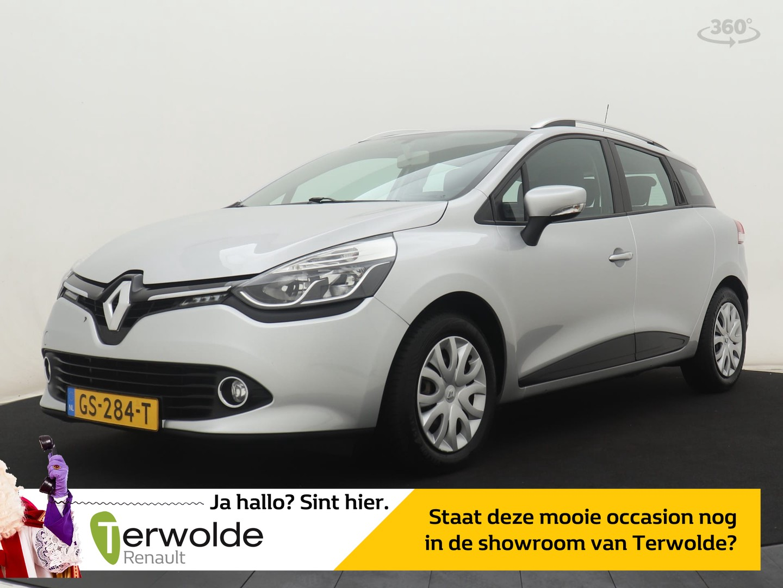 Renault Clio Estate 1.5 dci eco authentique, airco, navigatie