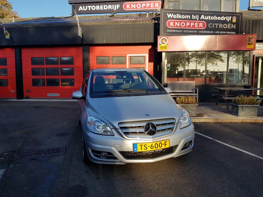Mercedes-benz B-klasse 180 cdi business class lmv / navi / automaat