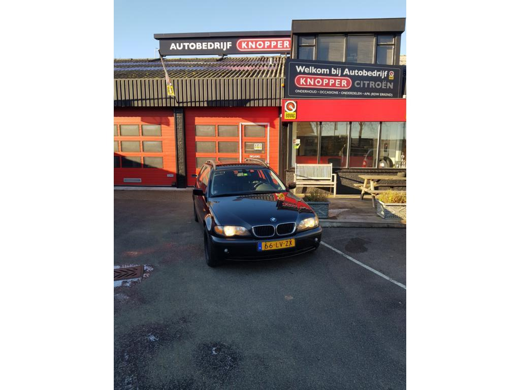 Bmw 3 serie 2.0 316d touring autmaat + airco