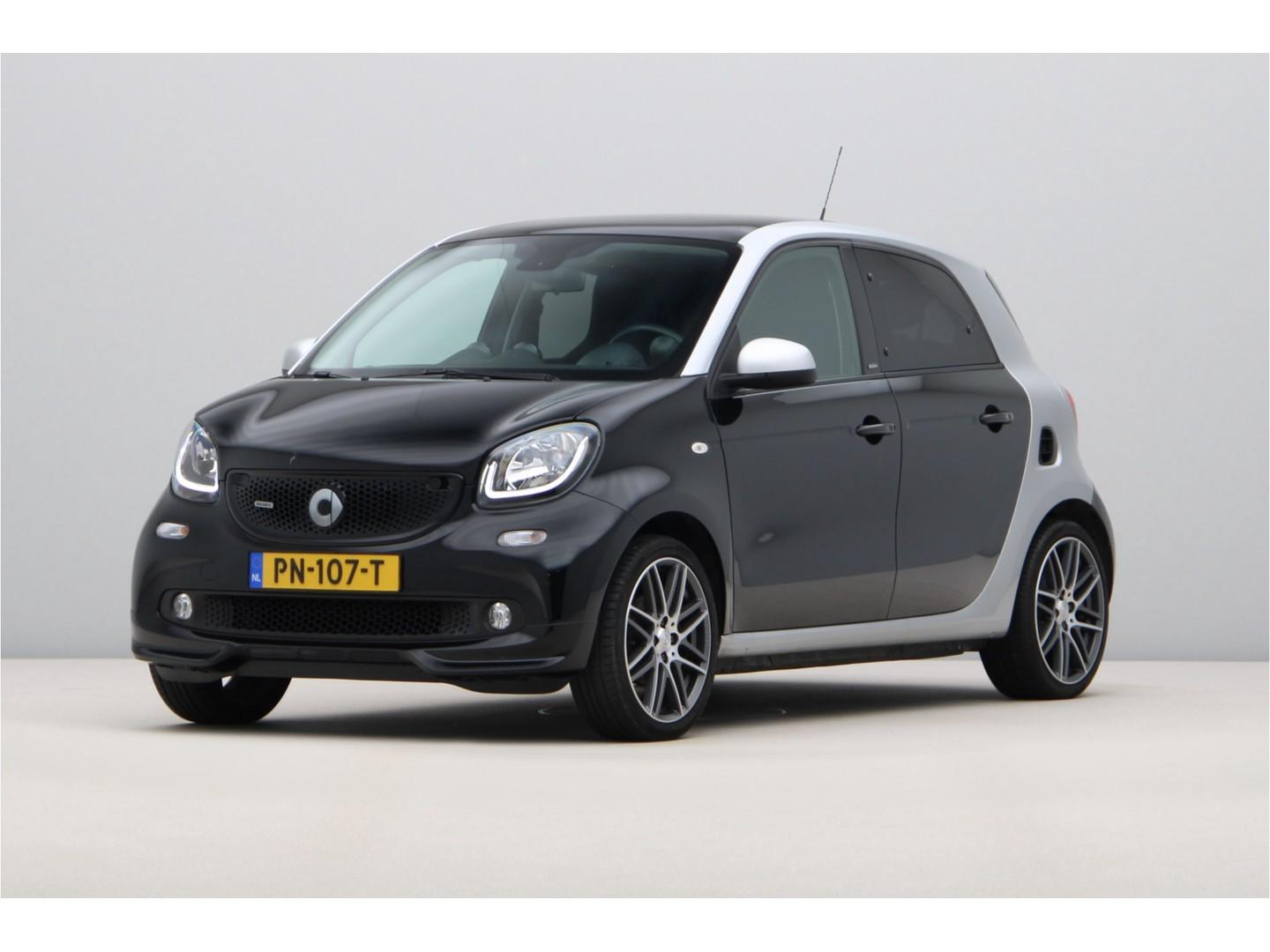 Smart Forfour 1.0 t brabus