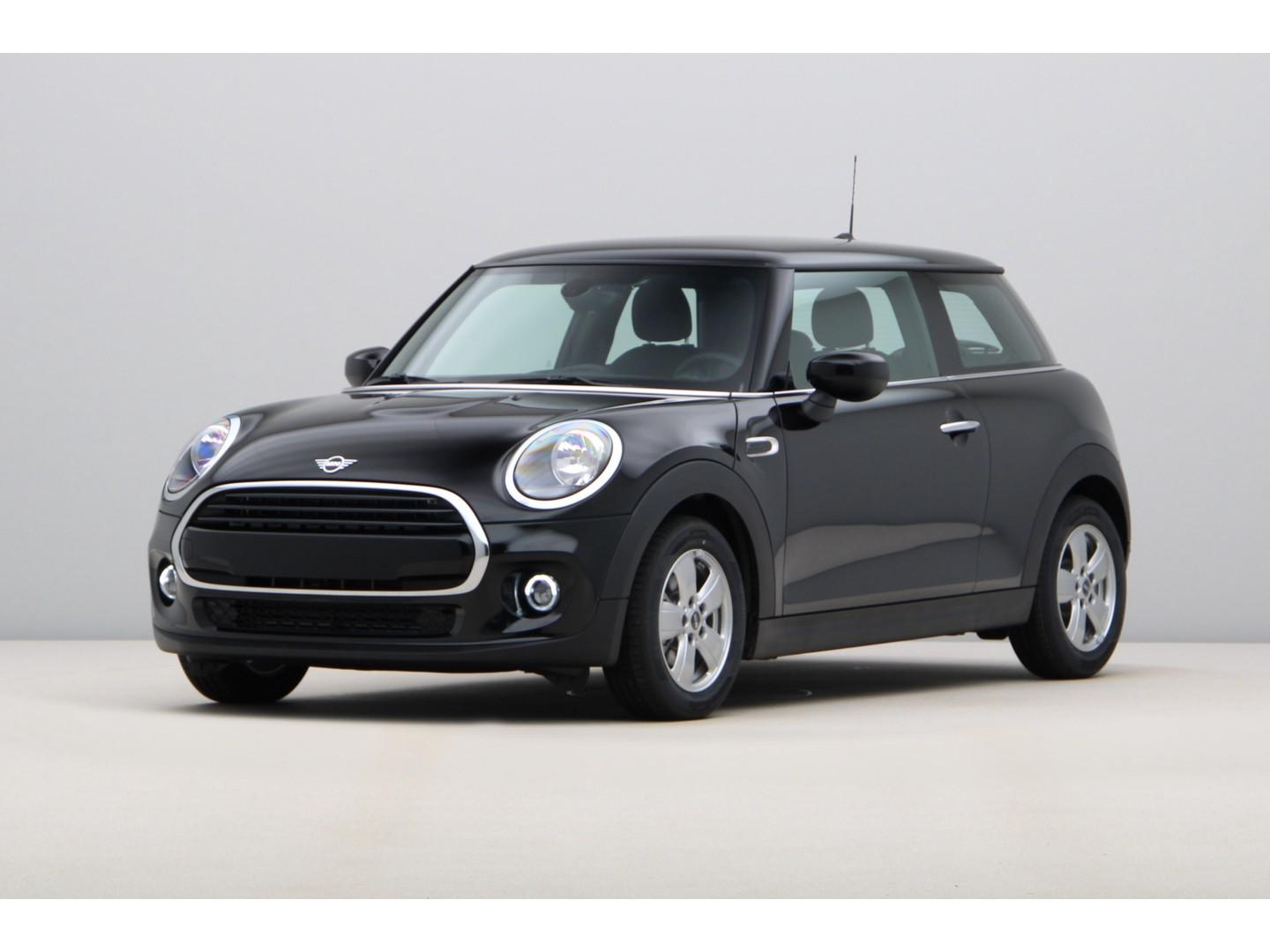 Mini 3-deurs Cooper salt business