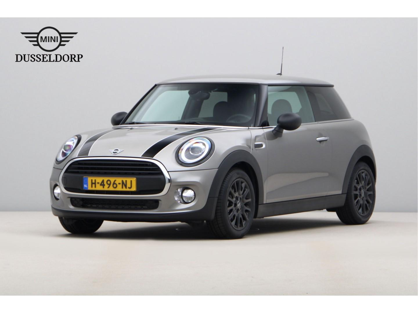 Mini 3-deurs One salt business plus aut.