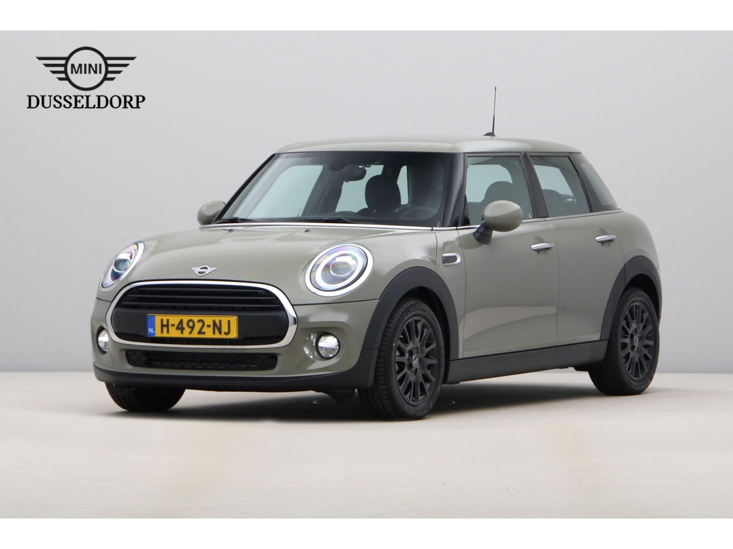 Mini 5-deurs One business edition aut.
