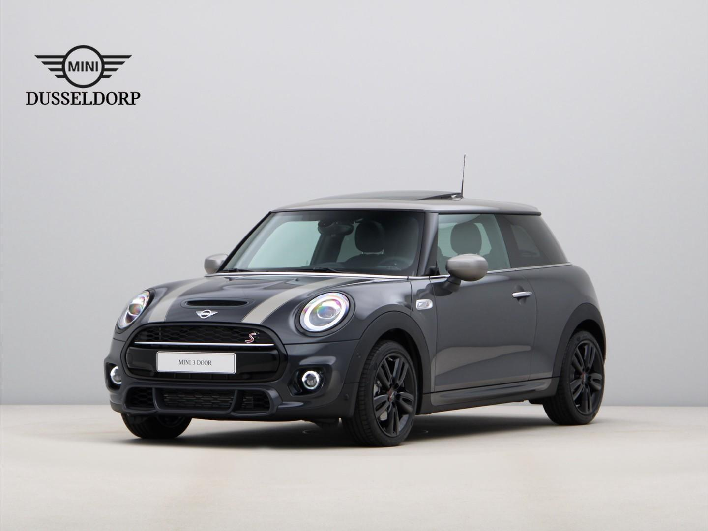 Mini 3-deurs Cooper s hammersmith edition serious business aut.