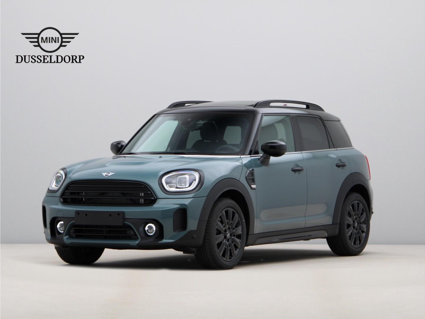 Mini Countryman Cooper chili serious business aut.
