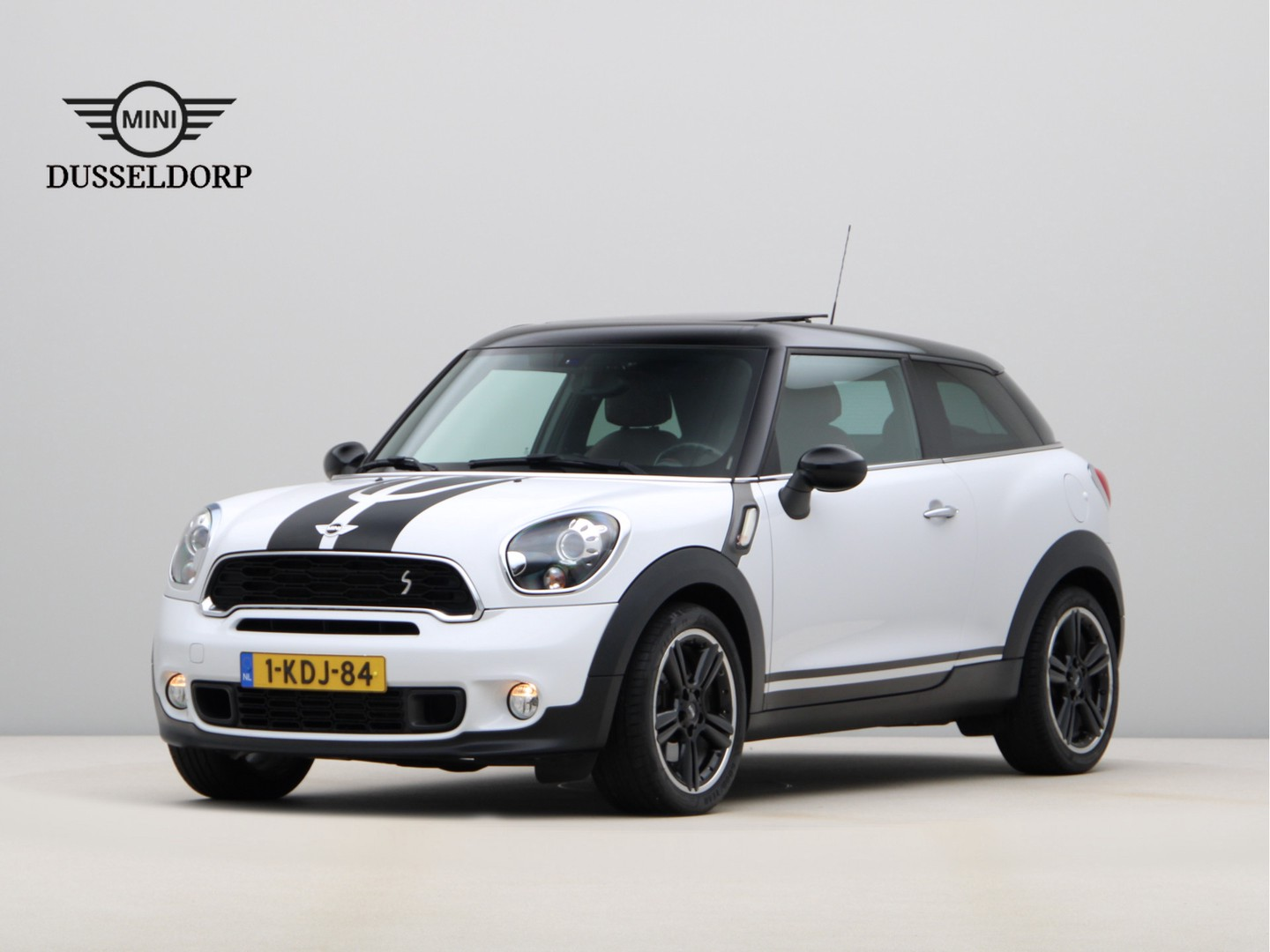 Mini Paceman Cooper s chili wired
