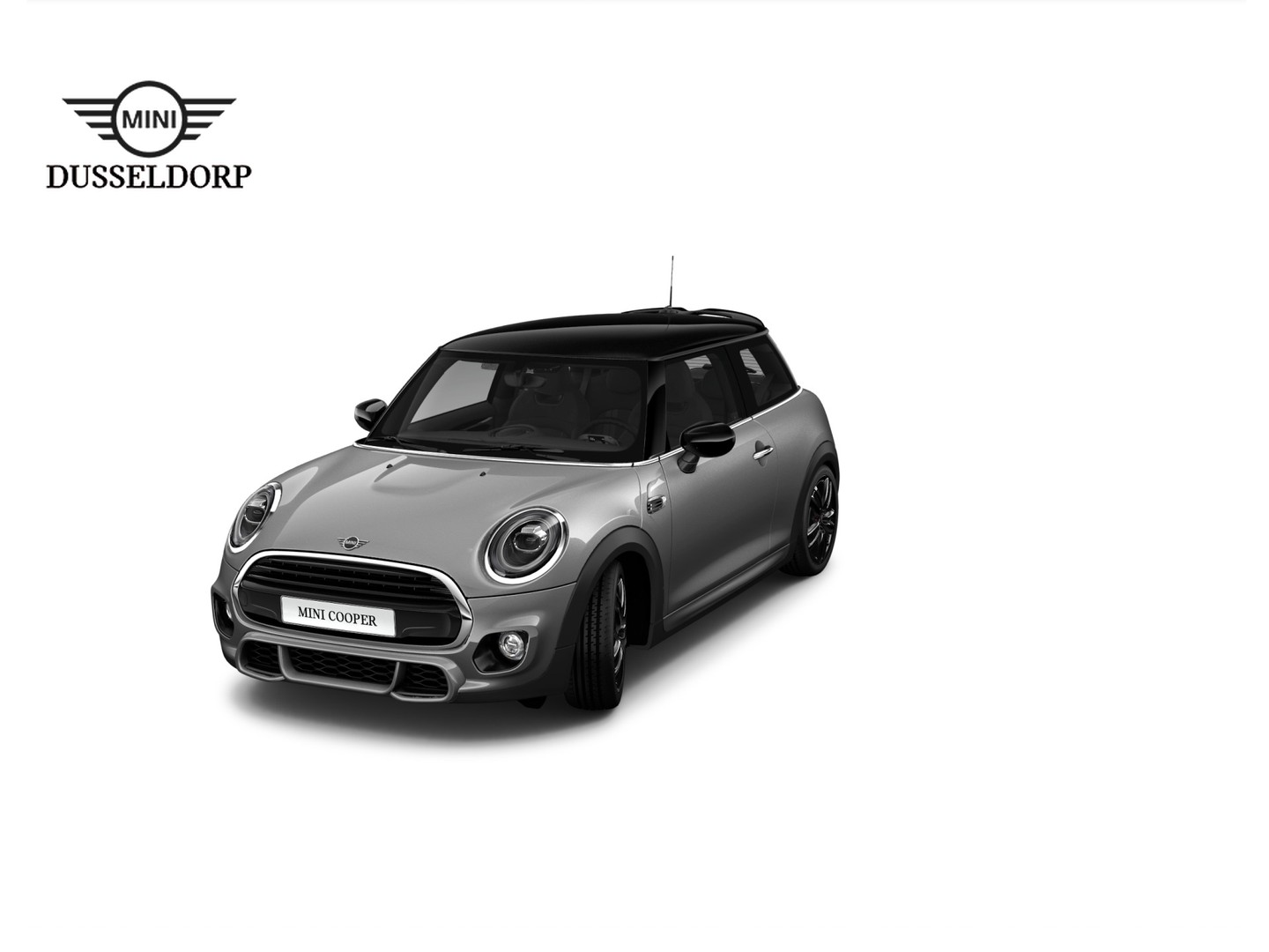 Mini 3-deurs Cooper dalston edition business plus