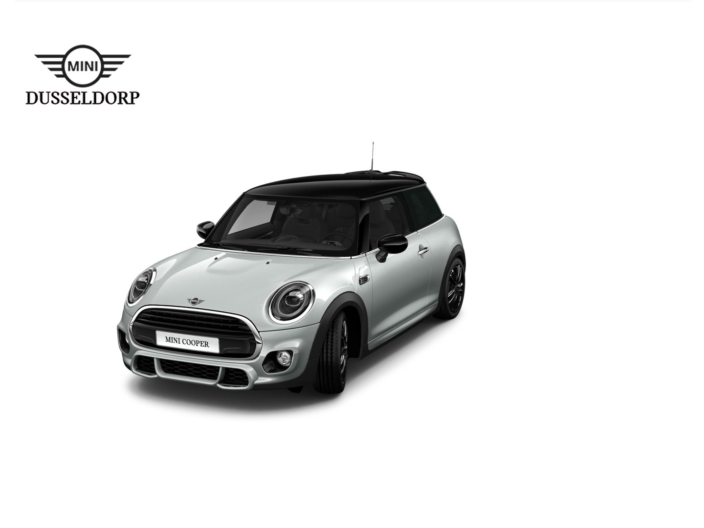 Mini 3-deurs Cooper dalston edition business plus aut.