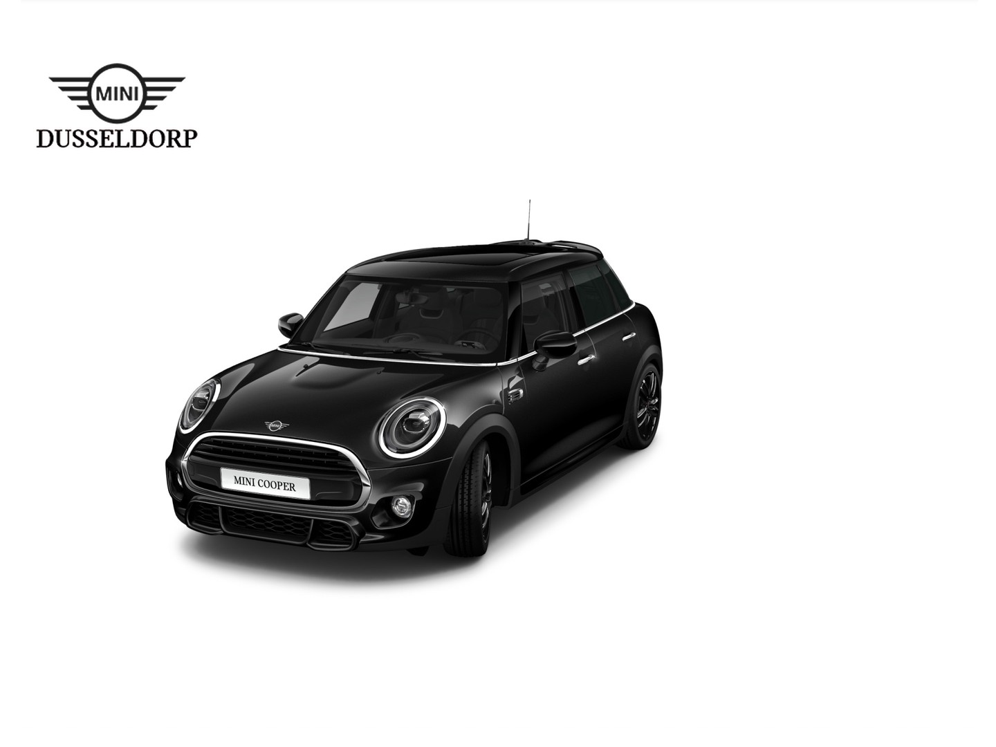 Mini 5-deurs Cooper dalston edition business plus