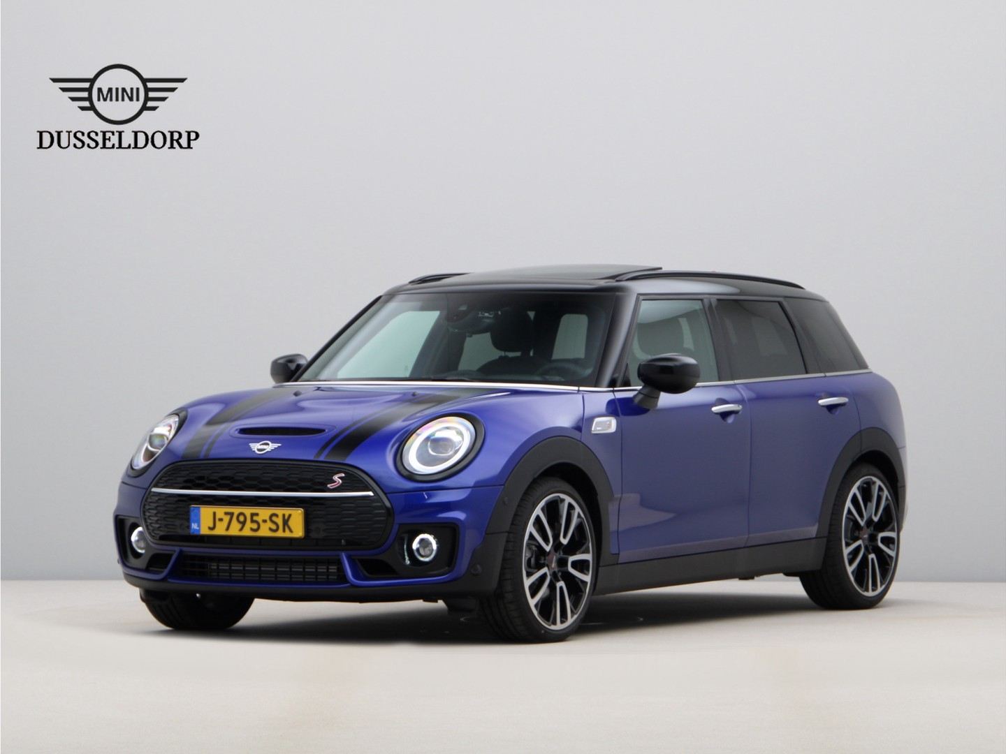 Mini Clubman Cooper s hammersmith edition serious business aut.
