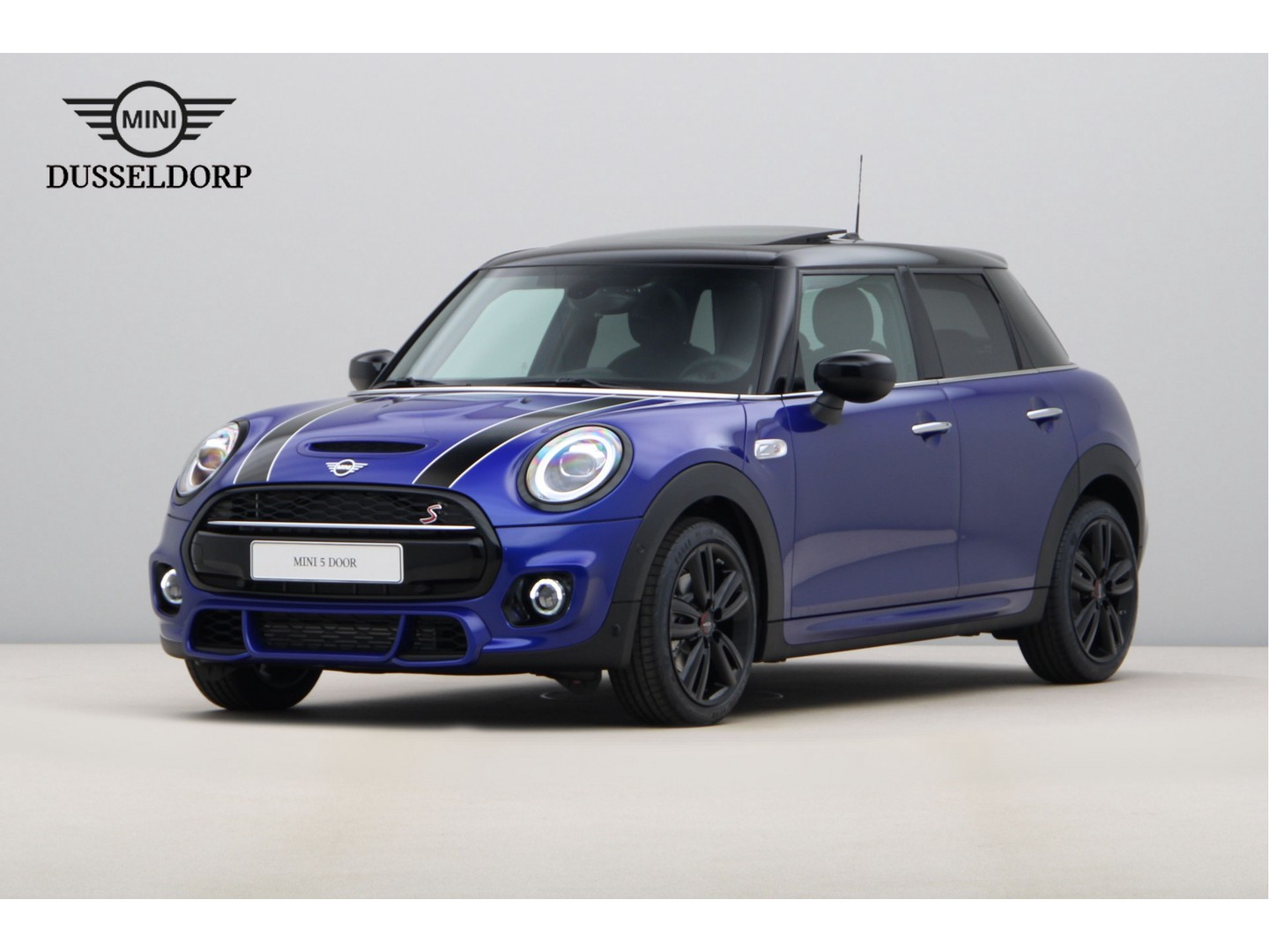 Mini 5-deurs Cooper s hammersmith edition serious business aut.