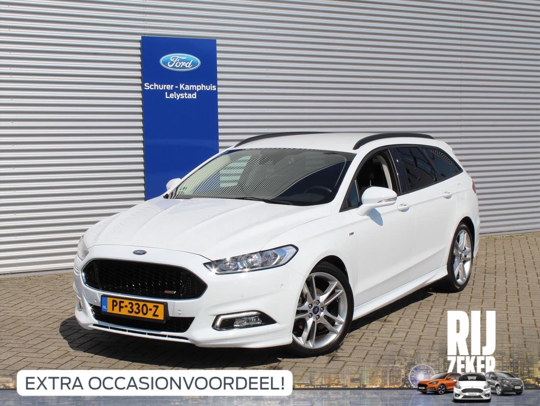 Ford Mondeo Wagon 160pk St Line 19 Inch Velgen Bij Schurer Kamphuis Almere