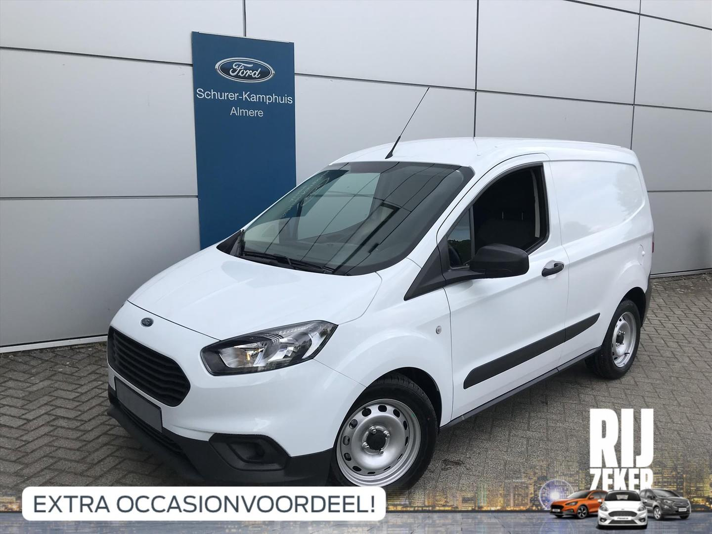 Ford Transit courier 1.5 tdci 75pk ambiente airco actie!