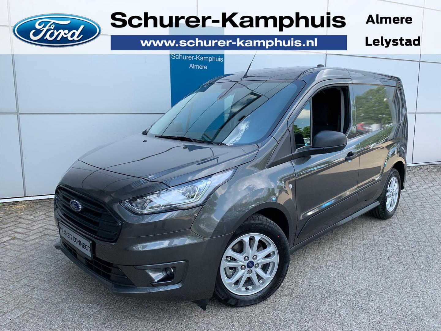 Ford Transit connect L1 limited 120pk nu €4332 korting