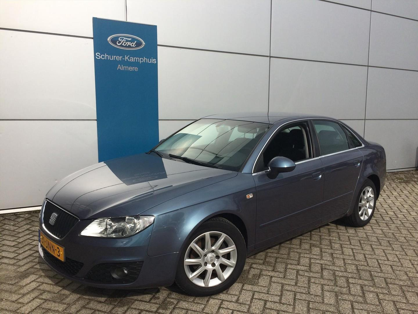 Seat Exeo 1.6 16v style navigatie / climate / cruise / licht metaal