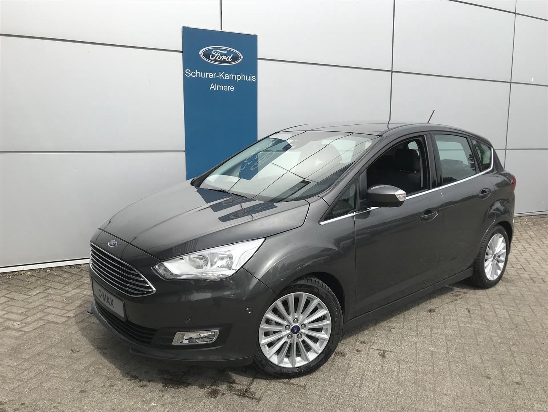 Ford C-max 125pk titanium trekhaak €7500 korting!