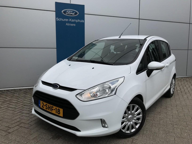 Ford B-max 1.0 100pk style dealer onderhouden