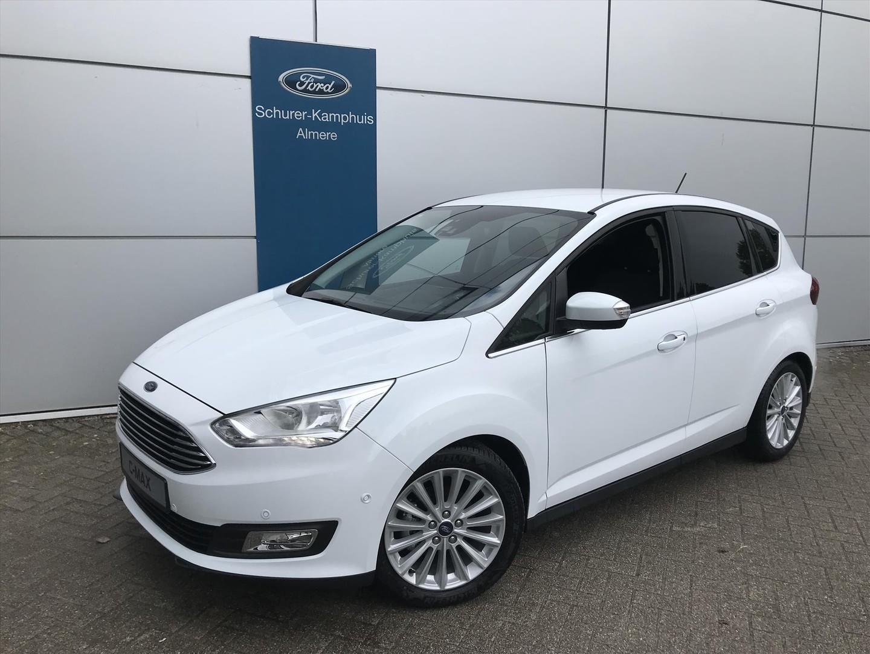 Ford C-max 125pk titanium trekhaak €7.500 korting!