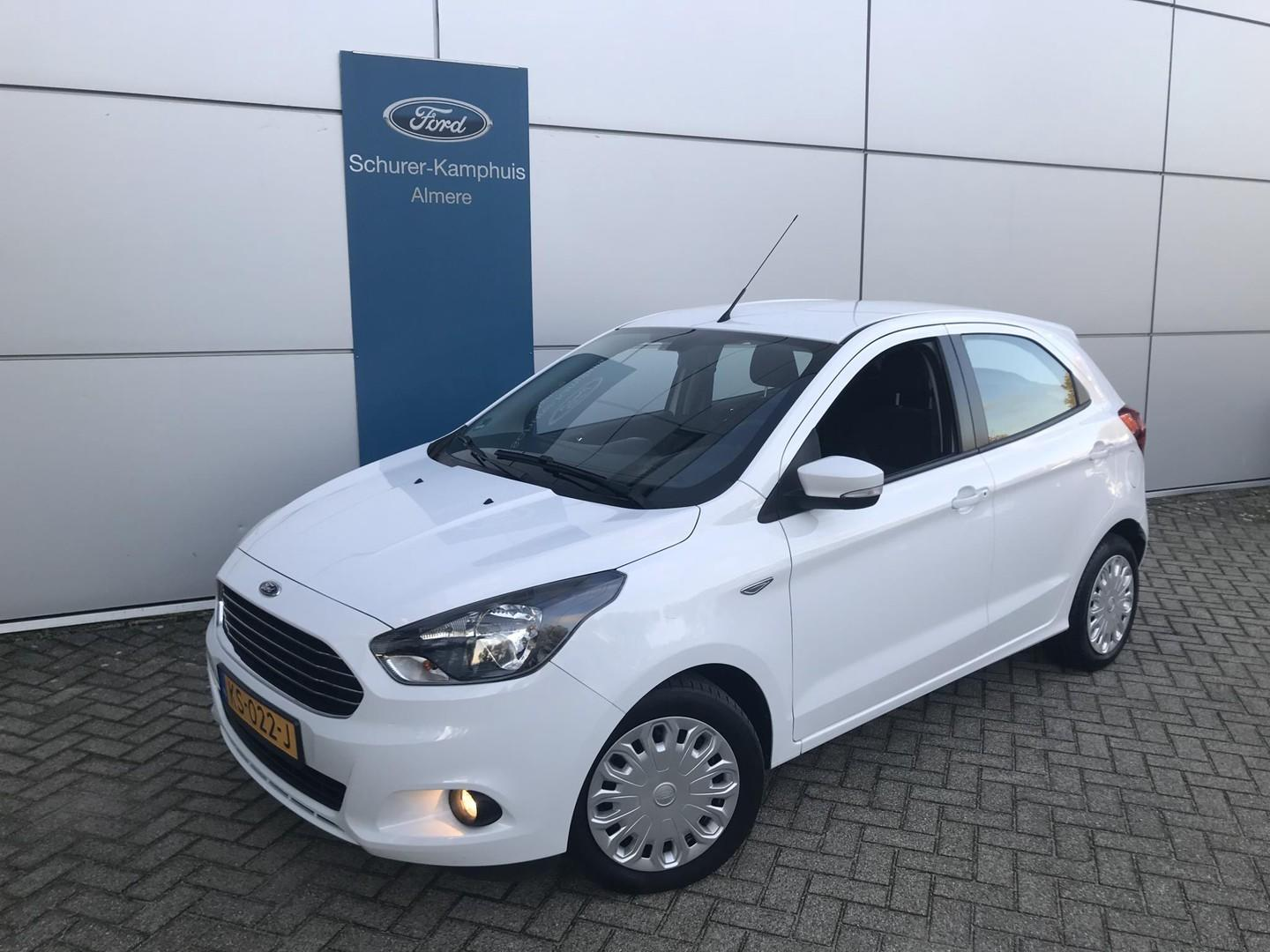 Ford Ka+ 1.2 trend ultimate 85pk