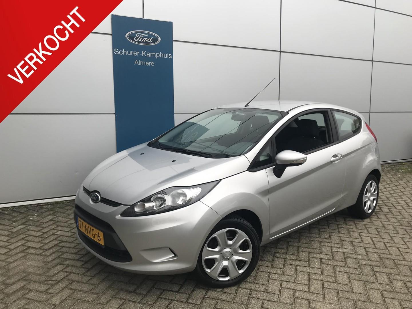 Ford Fiesta 1.25 limited airco 40.000km!
