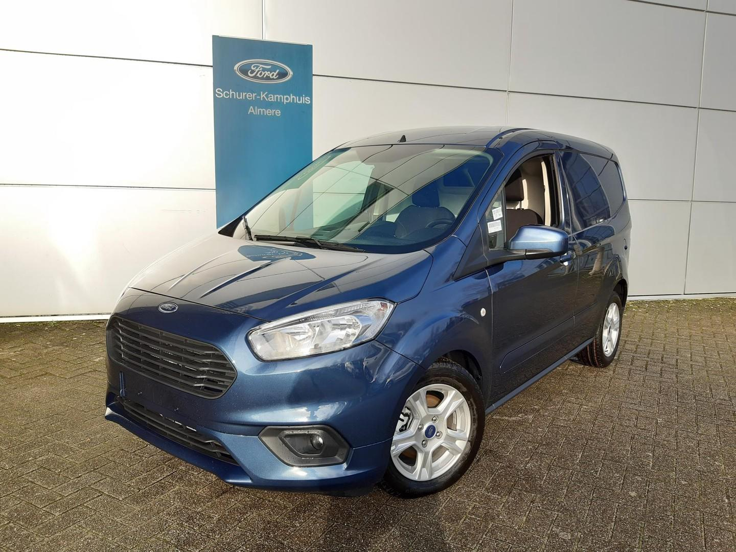 Ford Transit courier 1.0 limited