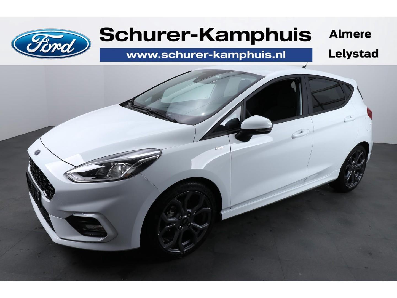 Ford Fiesta 1.0 100pk st-line 5d navigatie nu €4.000 korting!