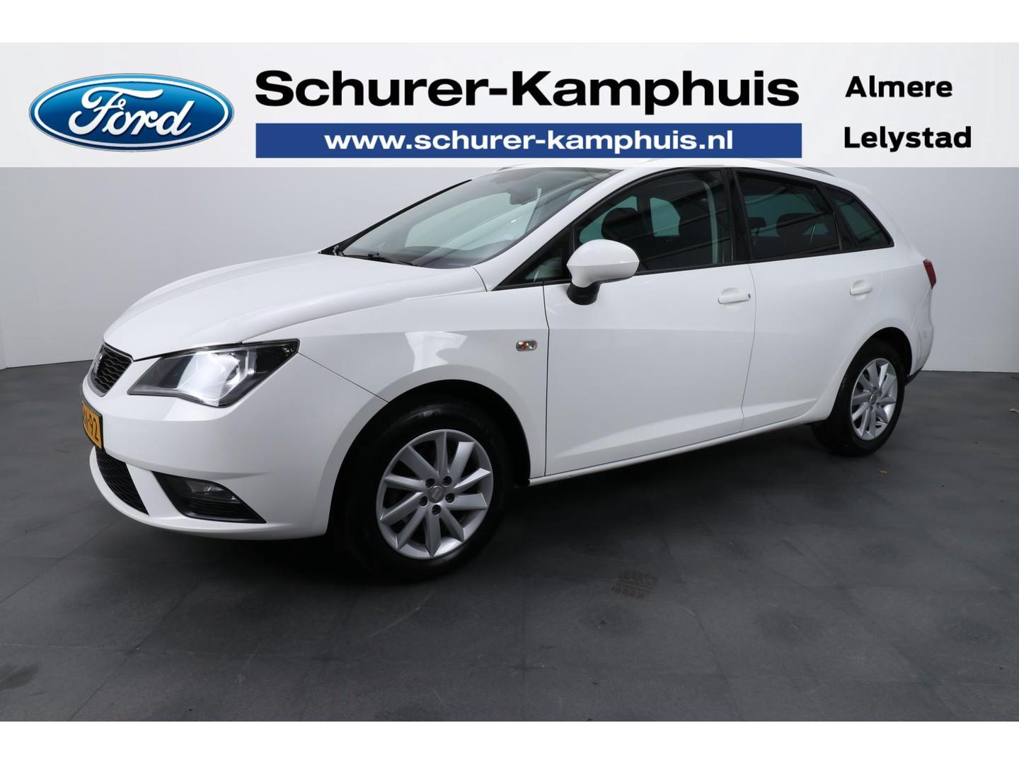 Seat Ibiza St 1.2 tsi chill out trekhaak lichtmetaal