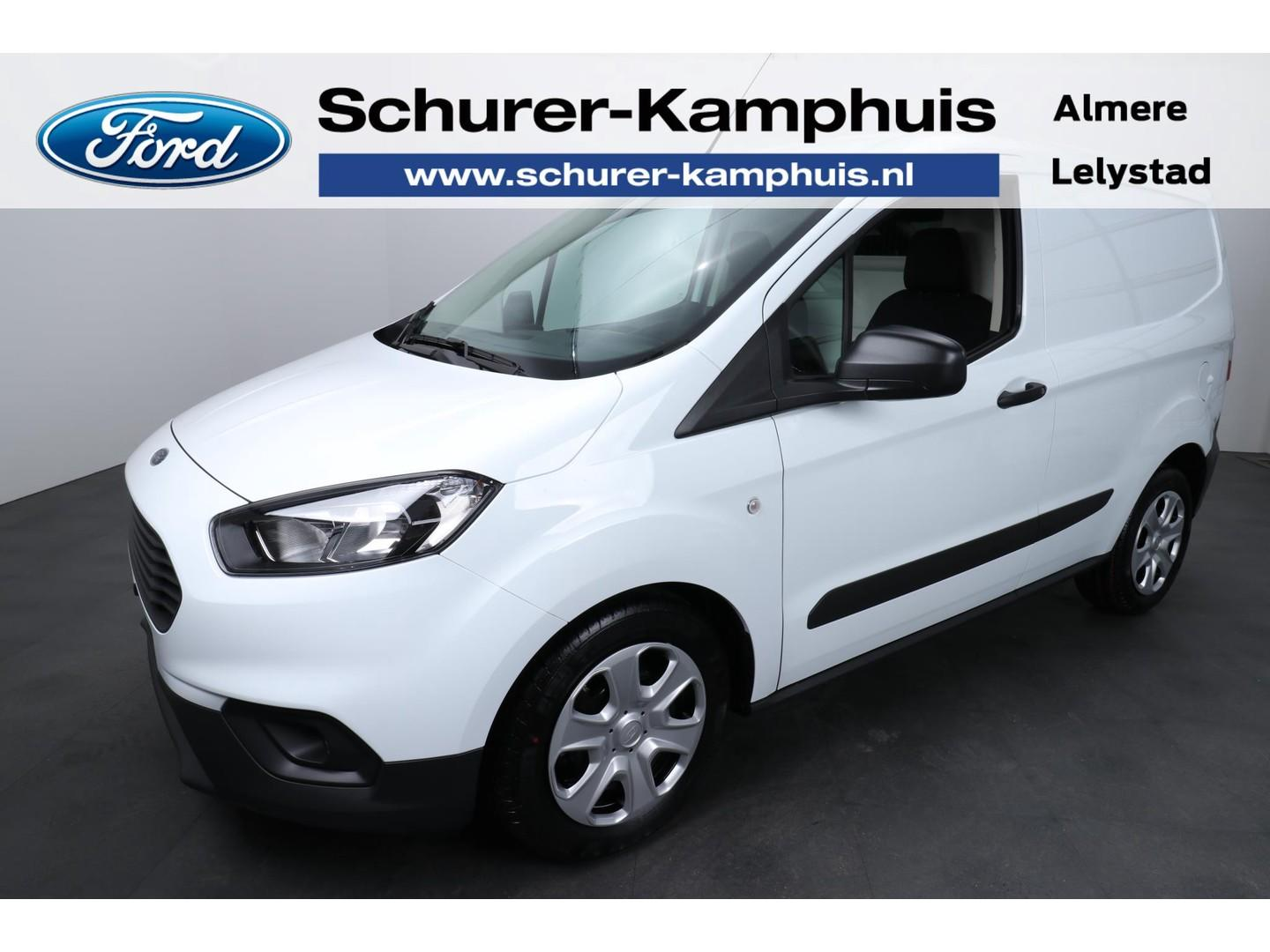 Ford Transit courier 1.5 tdci trend €2.750 korting! airco schuifdeur bluetooth
