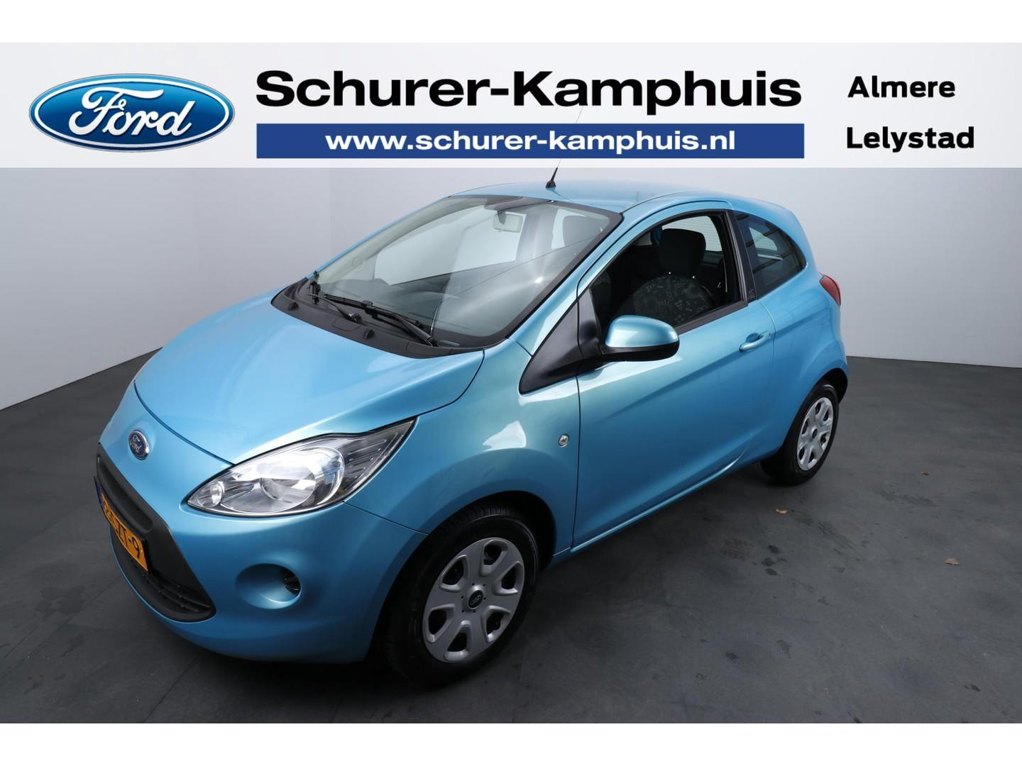 Ford Ka 1.2 cool & sound start/stop airco