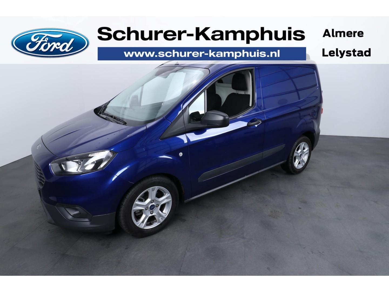 Ford Transit courier 1.5 tdci 100pk limited navigatie velgen bluetooth