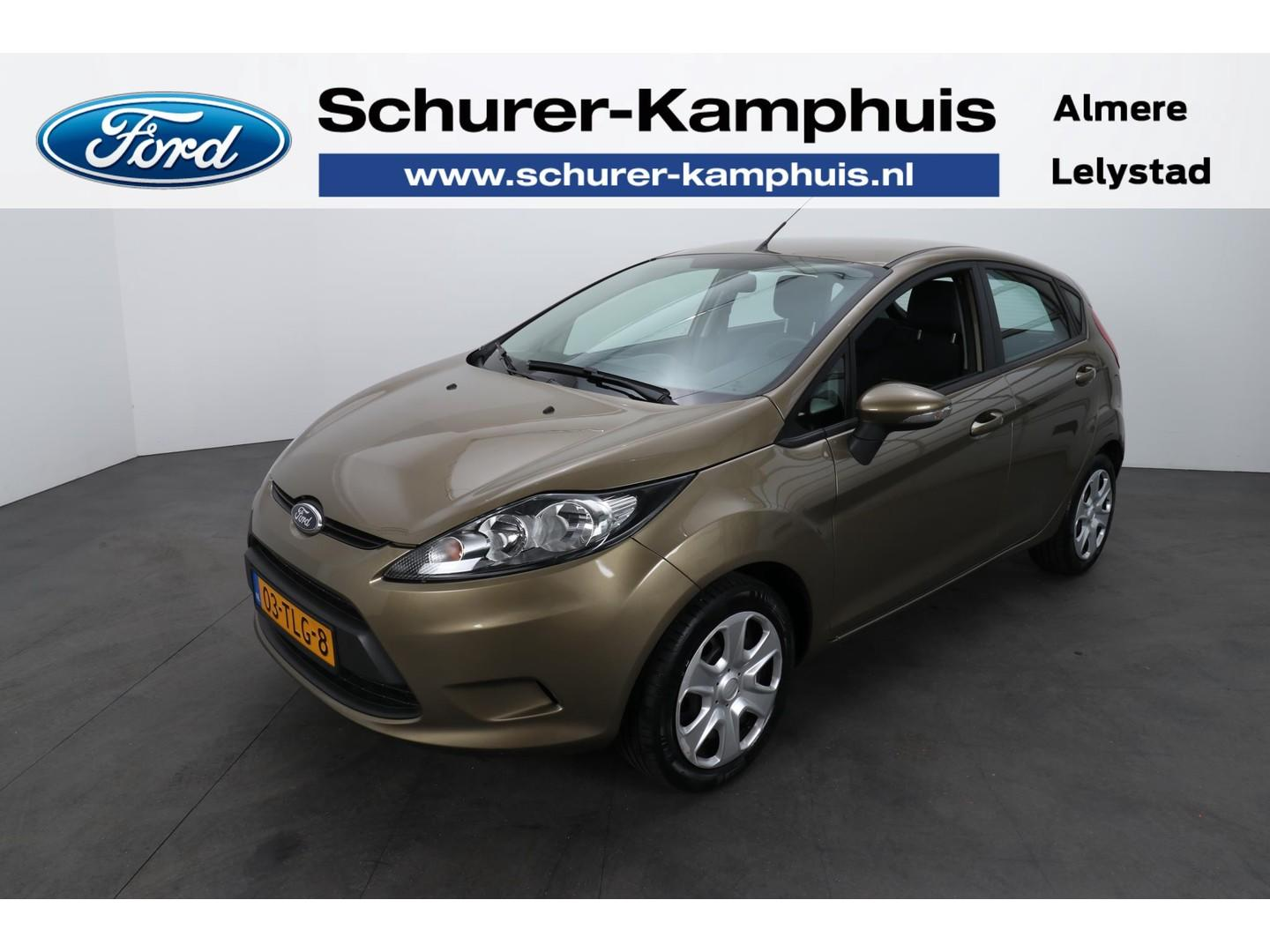 Ford Fiesta 1.25 trend 5drs airco usb