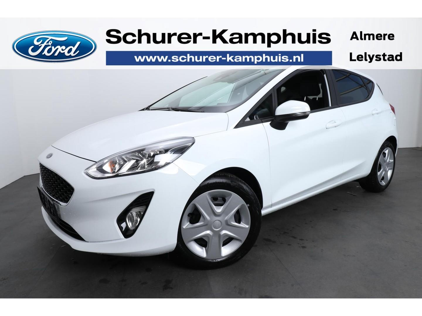 Ford Fiesta 1.0 ecoboost connected €1150 fordvoordeel apple carplay/ android auto airco cruise control