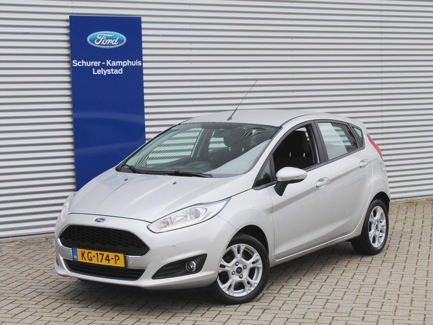 Ford Fiesta 80pk style ultimate 5drs