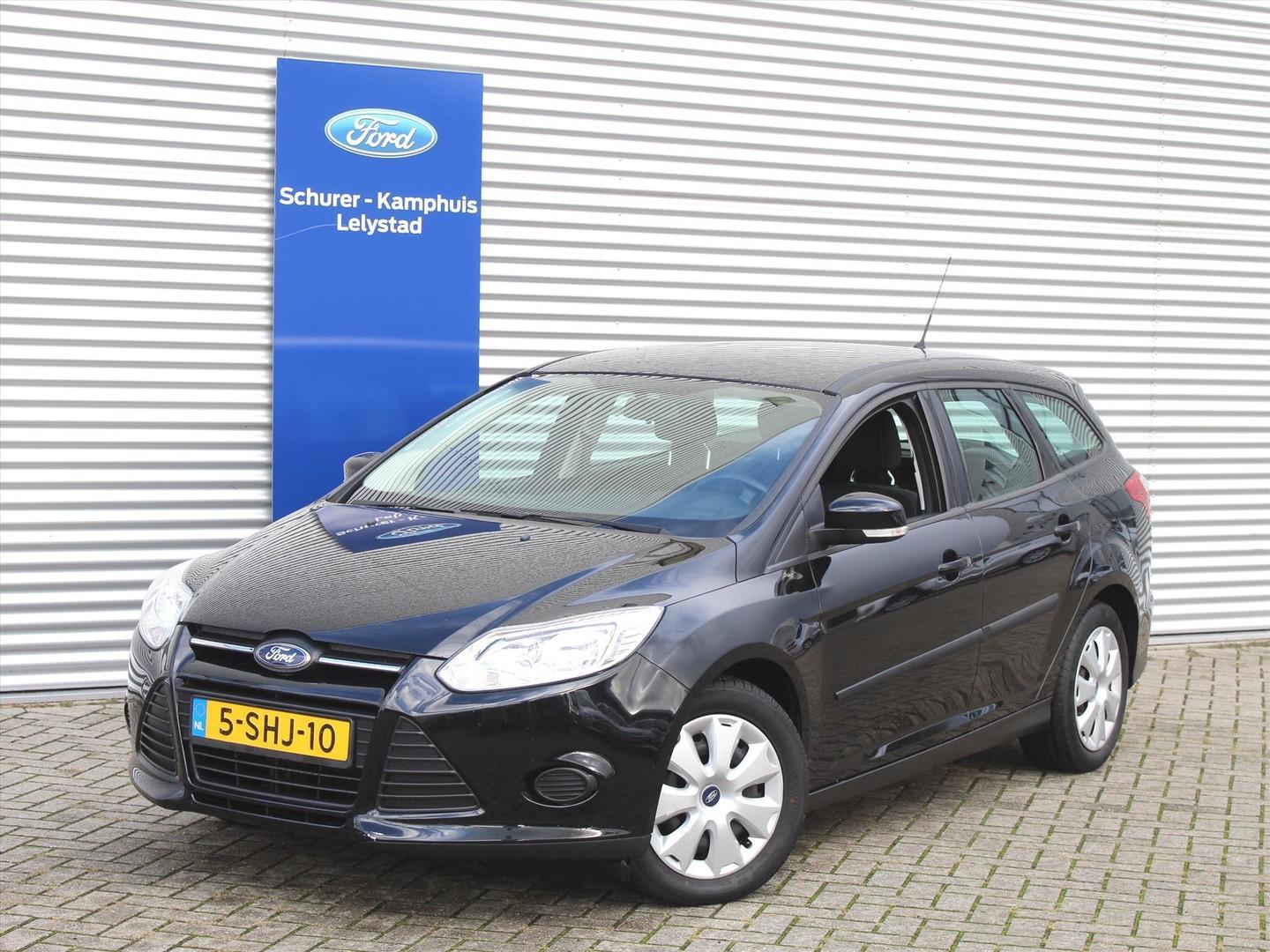 Ford Focus 1.0 ecoboost (100pk) trend trekhaak