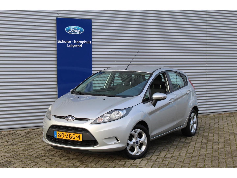 "Ford Fiesta 1.25 (82pk) champion 15"" lichtmetaal"
