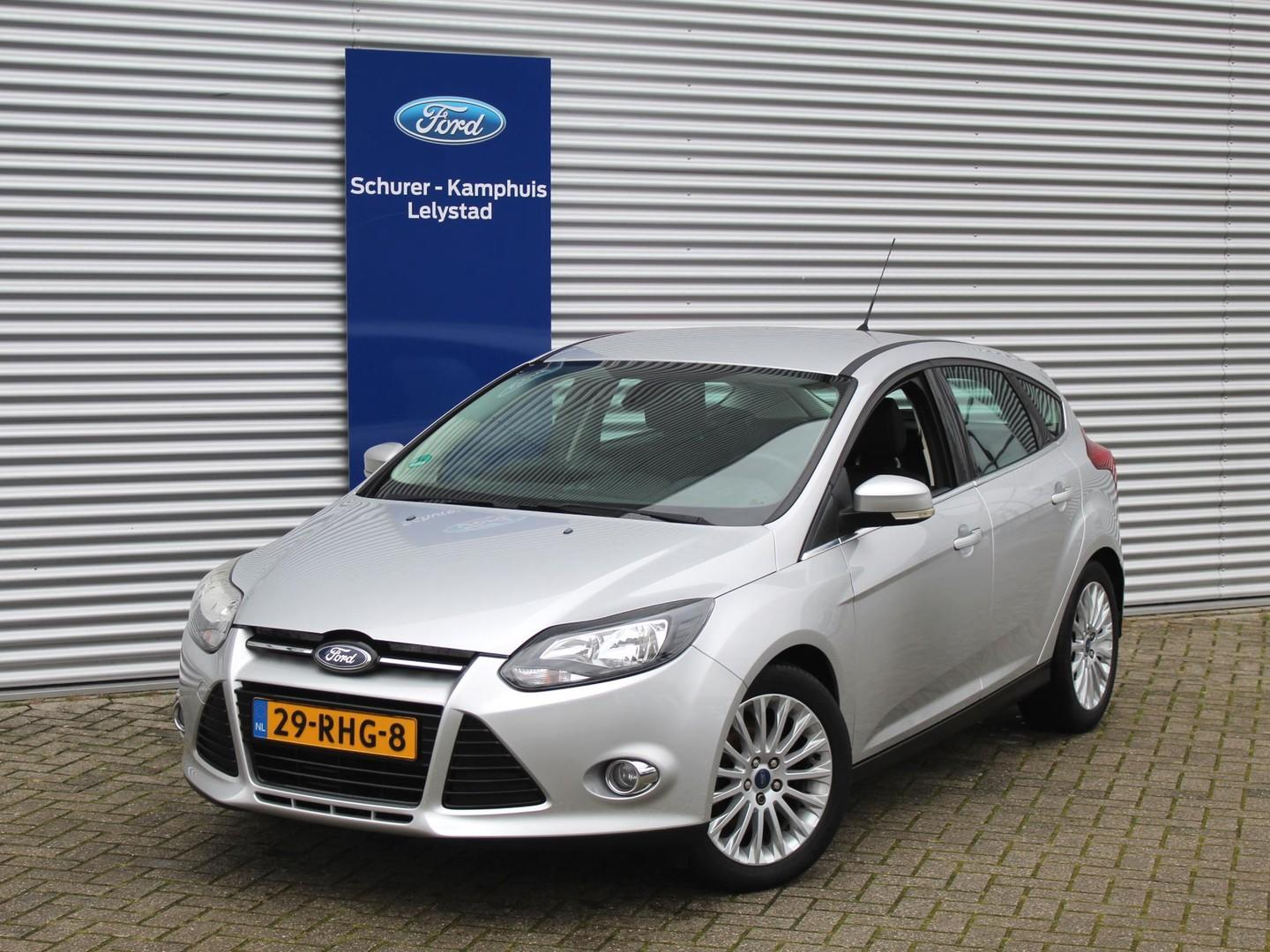 Ford Focus 1.6 ecoboost (150pk) first edition trekhaak