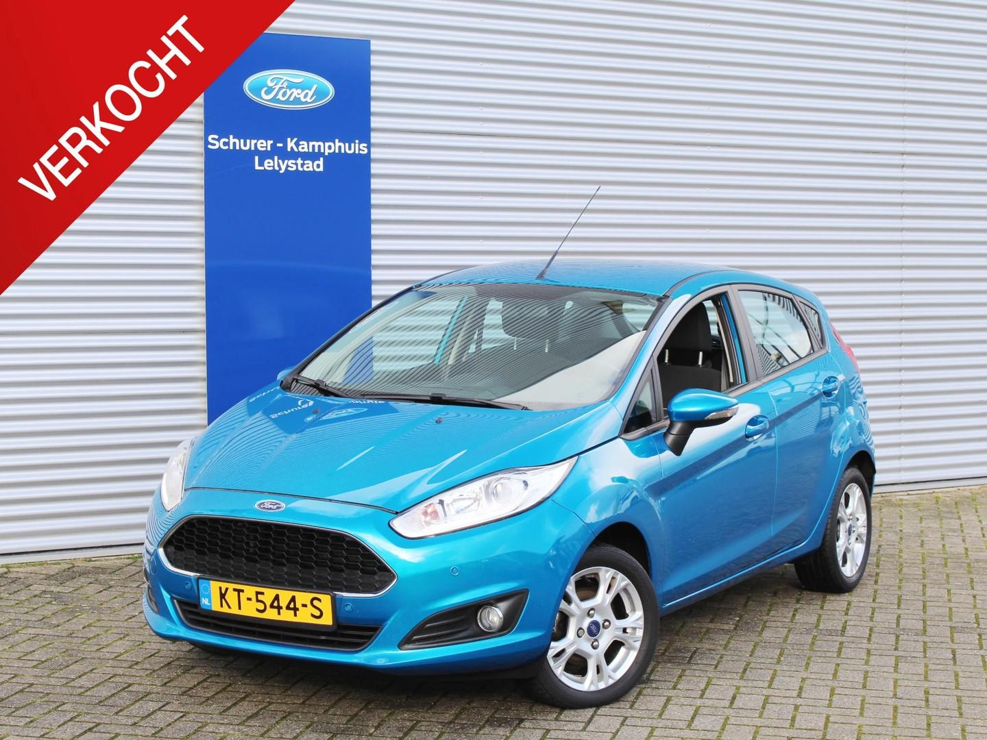 Ford Fiesta 1.0 (80pk) style ultimate