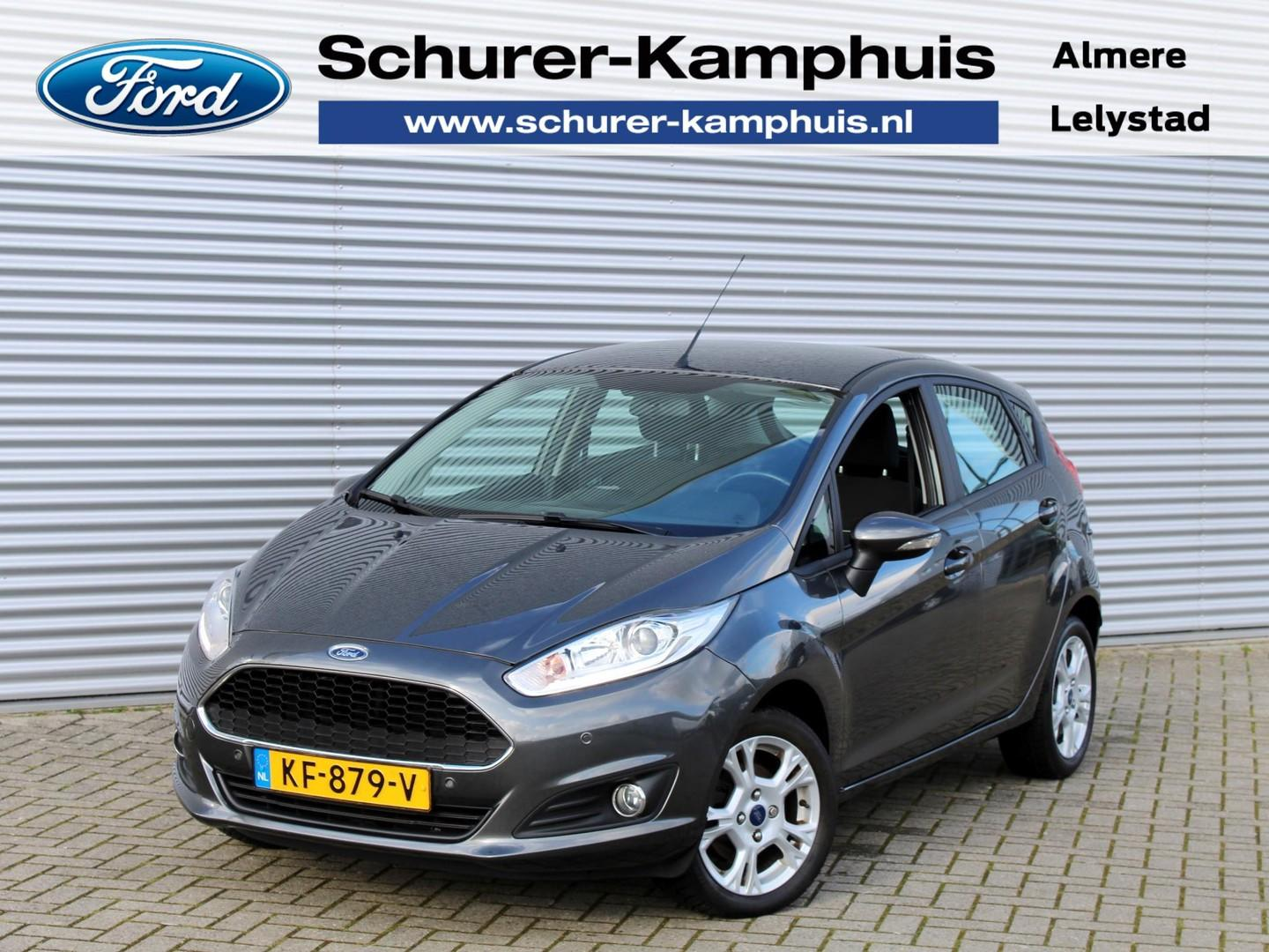 Ford Fiesta 1.0 (80pk) style ultimate 5-drs winterbanden