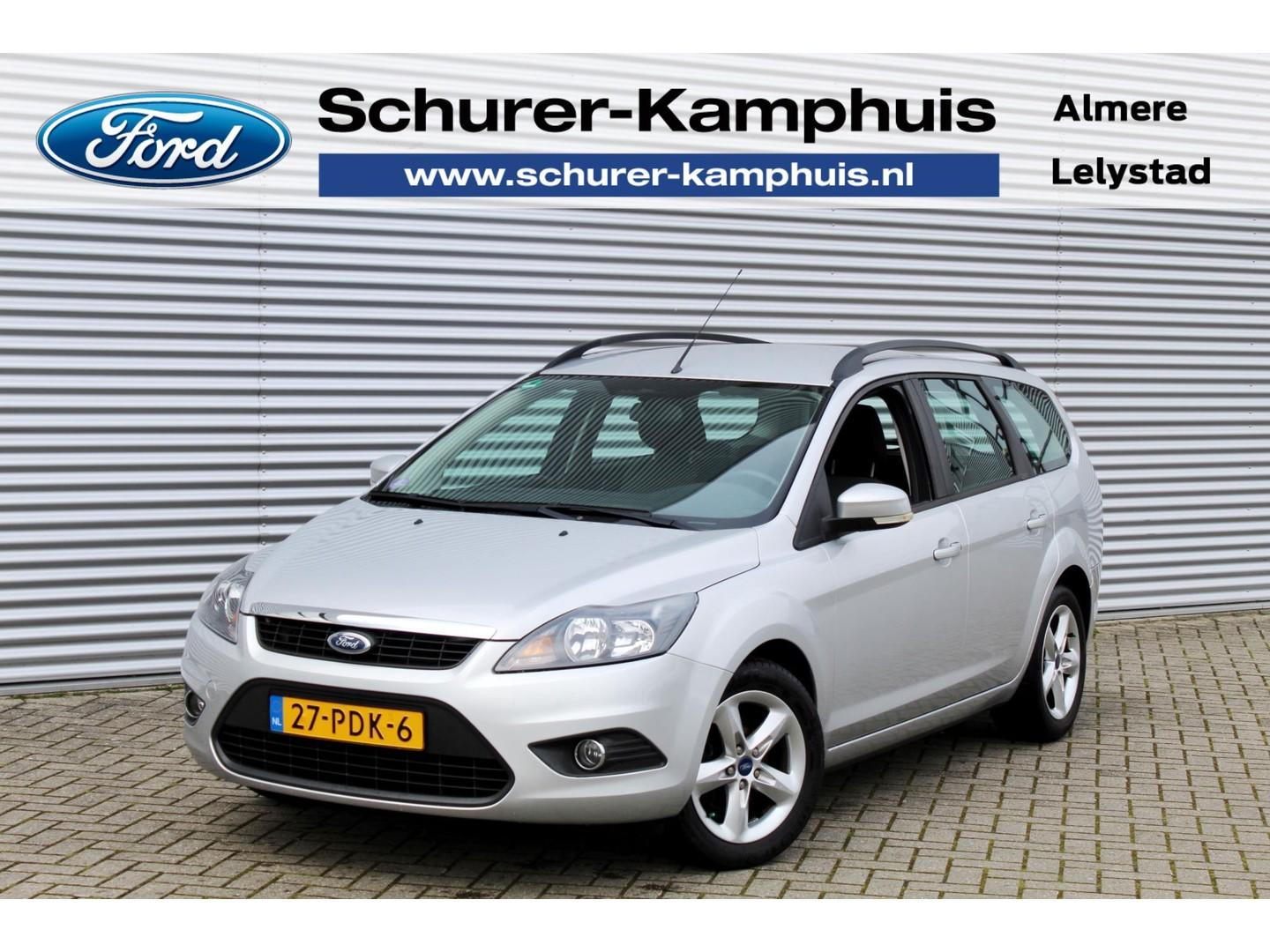 Ford Focus Wagon 1.6i 16v comfort style pack ii